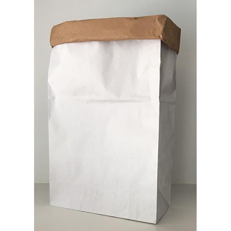 Paperbag XL Blanco