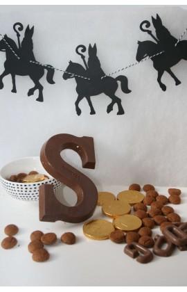 Sinterklaas Slinger 1.50 cm