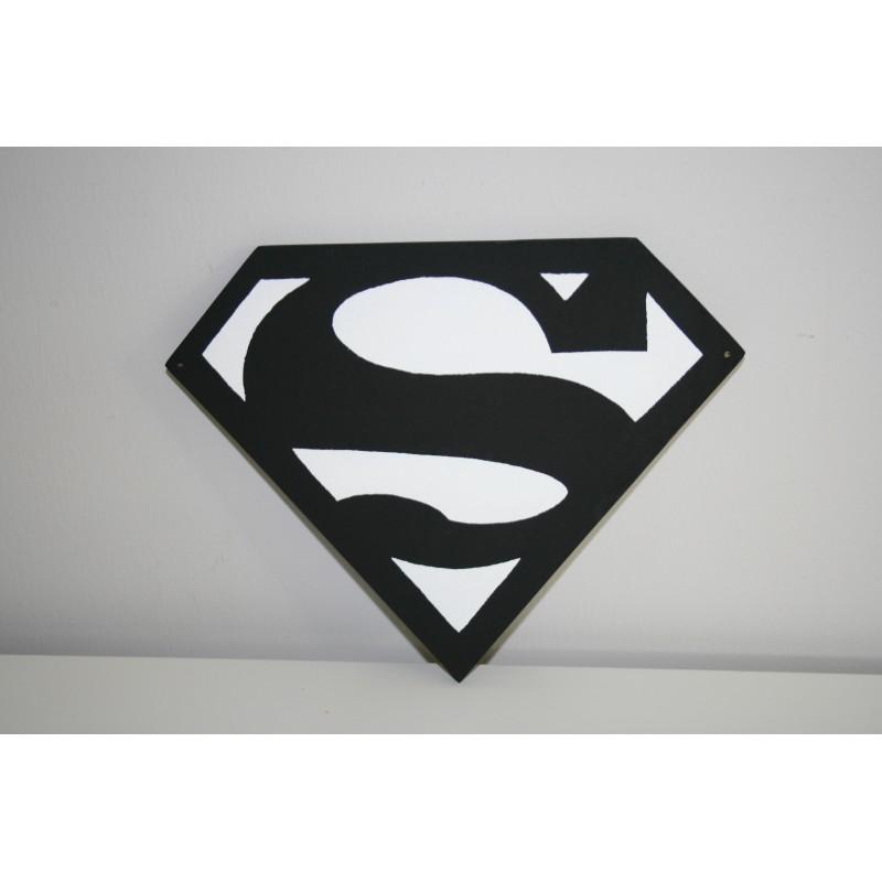Hangbordje Superman