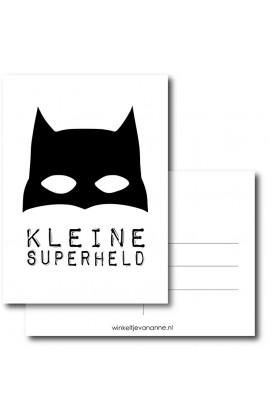 Kaart Kleine Superheld