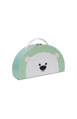 Koffertje Mint Ijsbeer