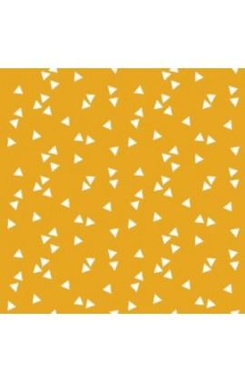 56. Triangles Okergeel