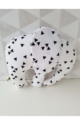Olifant Wit Triangles